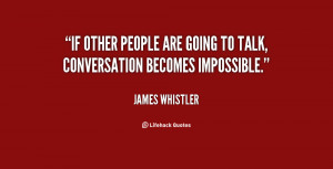Talking About Other People Quotes