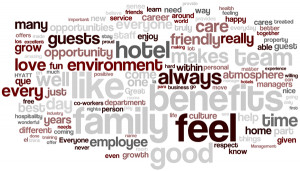 Rated! collected feedback from Hyatt Hotels Corporation employees ...