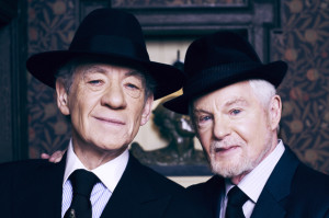 LTTP: Vicious (Ian McKellen, Derek Jacobi as a gay couple + Ramsay ...