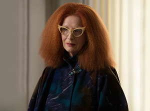 Myrtle Snow Is the Hautest Witch In Town