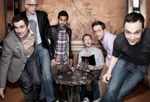 Ty Burrell, Ted Danson, Aziz Ansari, Neil Patrick Harris, Ed Helms ...