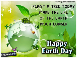 World Earth Day Images and Earth Day Quotes and Messages Images, Earth ...