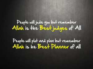 islamic-quotes-allah-is-best-judge-planner