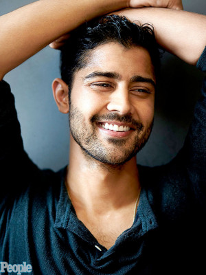 The Hundred-Foot Journey Actor Manish Dayal Is PEOPLE's Sexy Man of