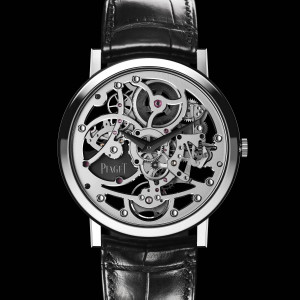 The Watch Quote: Photo - Piaget Altiplano Skeleton Ultra-Thin