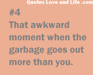 Yup...sad but true...this one is too much like my real life. I have ...