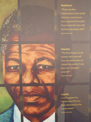 Great Quotes from Mandela - more from The Mandela Exhibition