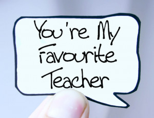 Funny Teacher Quotes Thank You To