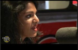 talks to Angie Martinez: I like both Jay-Z and Nas, but ...