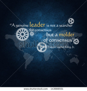 Martin Luther King Jr. Leadership Quotes