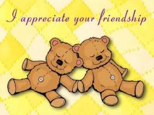 appreciation , appreciate , friendship , quotes