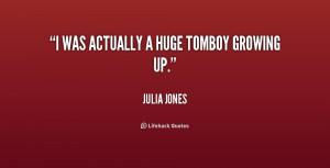 Ask Jono Being Tomboy...