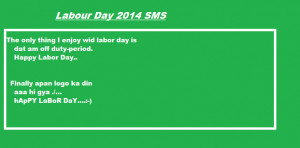 Labor Day Greeting Messages