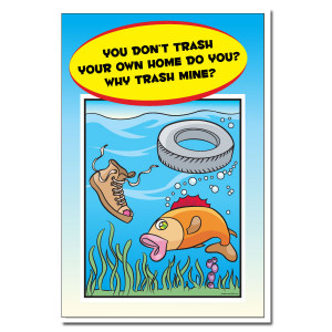 AI-wp443 - Water Pollution Poster
