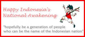 Hari Kebangkitan Nasional Indonesia •
