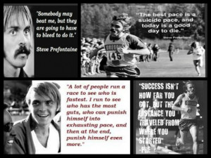 Steve Prefontaine Quotes Wallpaper Steve prefontaine quotes