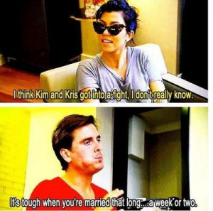 Scott Disick is hilarious!