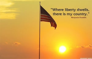 Home » Quotes » Independence Day America USA - Liberty Dwells Quotes ...