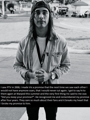 quotes vic fuentes self-harming it gets better thats what i call ...
