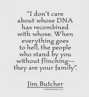 Family Hates Me Quotes