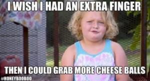 funny honey boo boo cheese balls