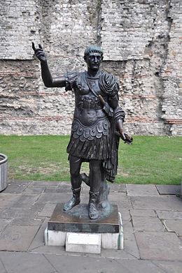 Keizer Trajanus (53 - 117)