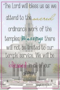 Temple Related Quotes/Sayings