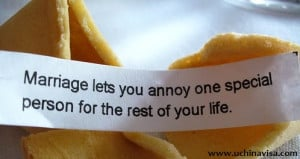 Fortune cookie messages are the reason for fortune cookies to exist ...