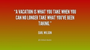 Funny Quotes On Vacation