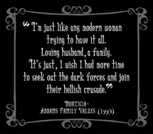 Addams Family Quotes On Love