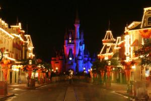 Magic Kingdom Halloween Photos