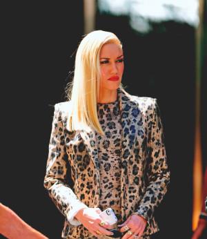 fashion Gwen Stefani