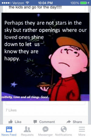 Peanuts gang quotes