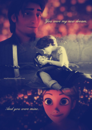 Disney tangled quotes Image