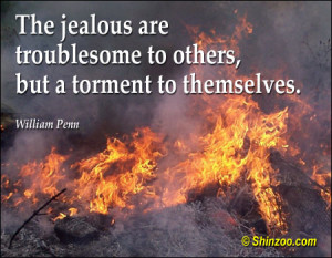 Famous Jealousy Quotes with Images – Jealous – Envy – Pictures ...
