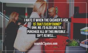 Funny Sarcasm Quotes