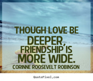 Love Deeper Quotes
