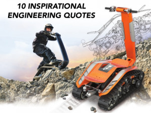 10 Inspirational Engineering Quotes