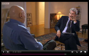 Jeremy Paxman interviews