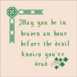 irish blessings and sayings