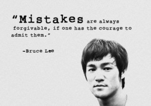 Bruce Lee Wisdom TO ALWAYS REMEMBER.