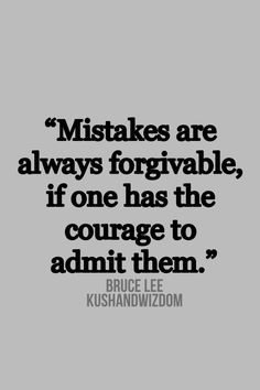 Short Courage Quotes, Mistakes, Remember This, Picture Quotes ...