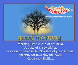 Re: Coffee Mornings