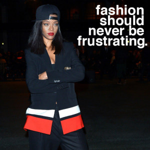 The Five Best Quotes From Rihanna's CFDA Fashion Awards Speech
