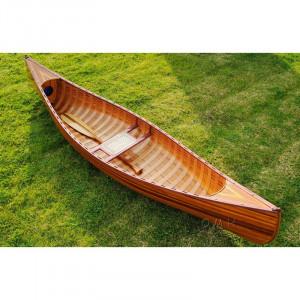 Prospector Cedar Strip Canoe