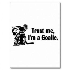field hockey goalie sayings - Google Search