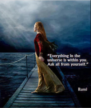 Love and Wisdom Quotes by Rumi