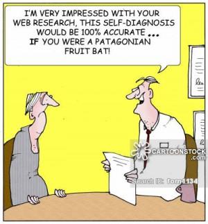 internet diagnosis cartoons, internet diagnosis cartoon, funny ...