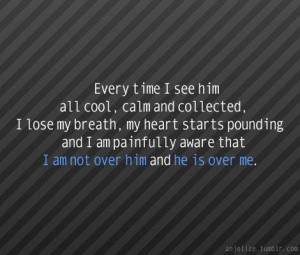 Heart broken quotes for him