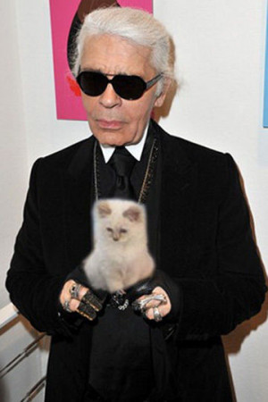 Karl Lagerfeld Stars As 'Fashion Pope' In New Documentary
